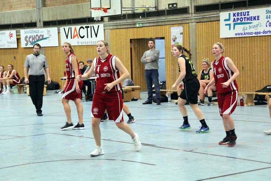 Oberliga 1. Damen: ASC entführt überraschend Punkte aus Münster