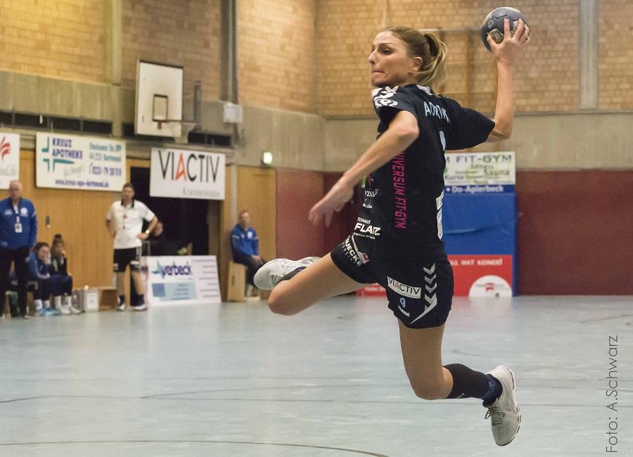 #Heimspieltag_09: Handball-Teams mit blütenweißer Weste