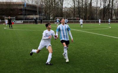 B2-Junioren siegen im Spitzenspiel – Tabellenführung gefestigt