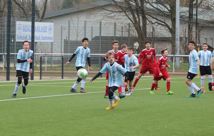Punkteteilung im Kellerkrimi – 3-3 gegen den FC Wellinghofen