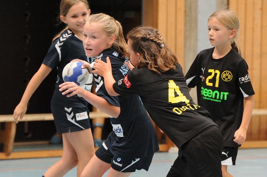 wE-Jugend fiebert den Endrunden-Turnieren entgegen