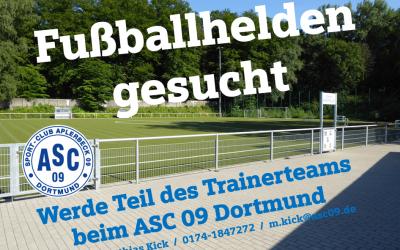 Fußballhelden für unsere Minikicker gesucht….!