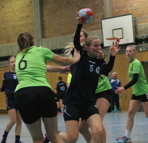 Kreisliga InDo, 1. Spieltag: TuS Bommern – ASC 09 16:17 (8:9)