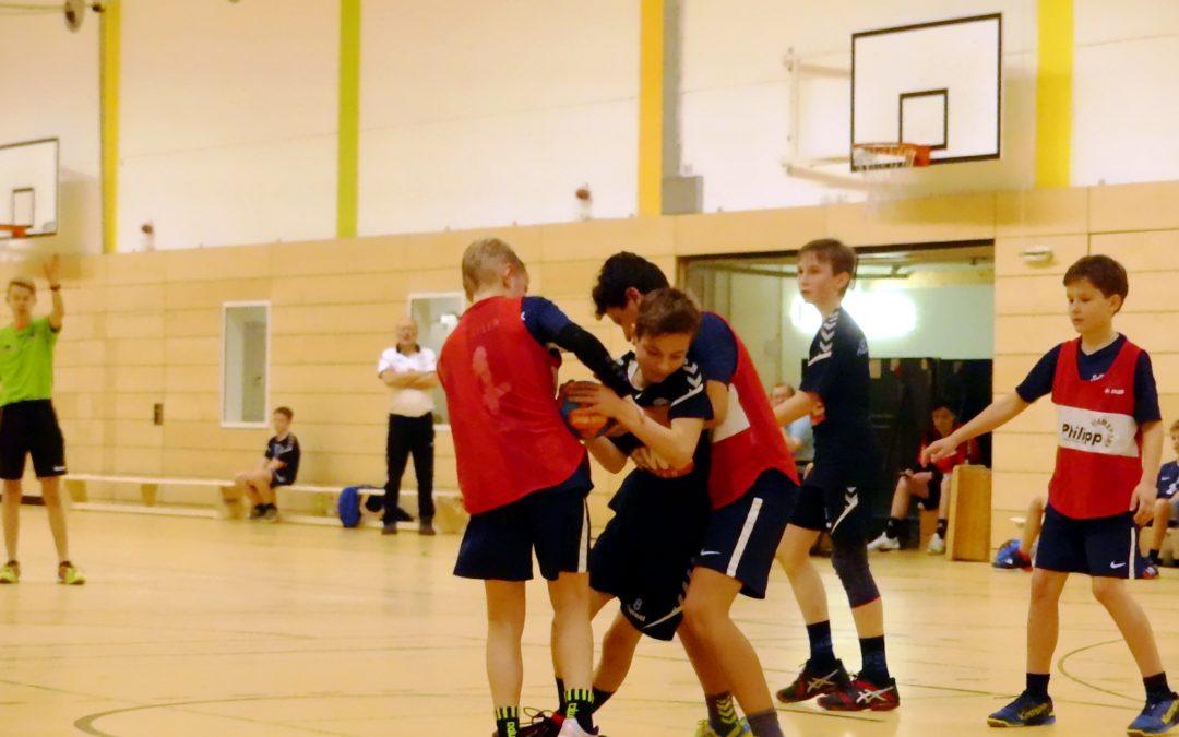 mD-Kreisliga, 12. Spieltag: ASC 09 – DJK Ewaldi Aplerbeck 15 : 24 (5:17)