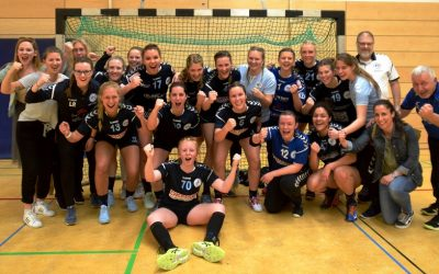 Damen 2 machen Klassenerhalt perfekt – wA-Jugend ist Verbandsliga-Meister