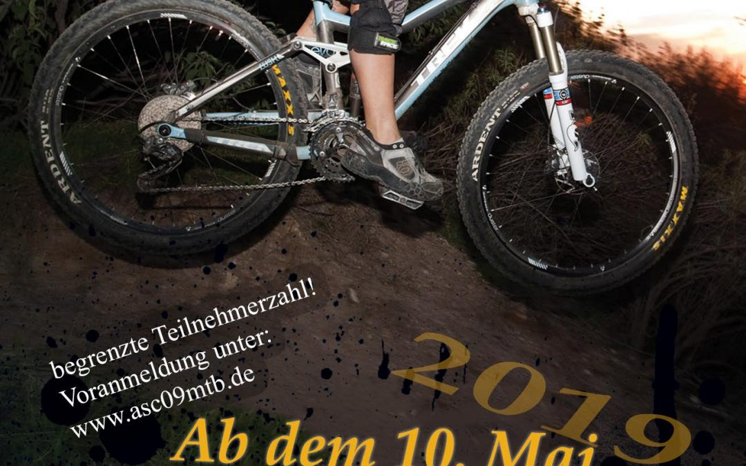 MTB-Kids-/Jugendtraining im Bikepark Aplerbeck