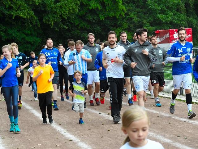 6. Juli: ASC 09-Sponsorenlauf im Emscherstadion