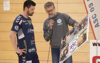 #Heimspieltag_13: Emotionaler Abschluss einer tollen Handball-Saison!
