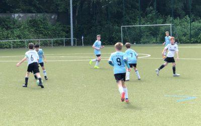 Sieg im Abstiegsduell – D2-Junioren sichern sich den Klassenerhalt