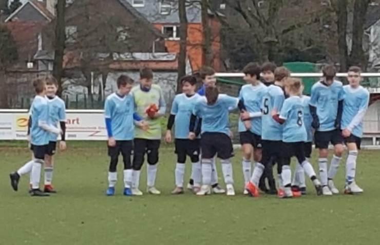 D3-Junioren – Noch ein Punkt zur Meisterschaft