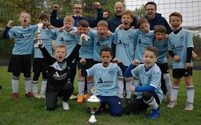 F1-Junioren – Mit Derbysieg zum 3. Platz beim Turnier des SSV Buer
