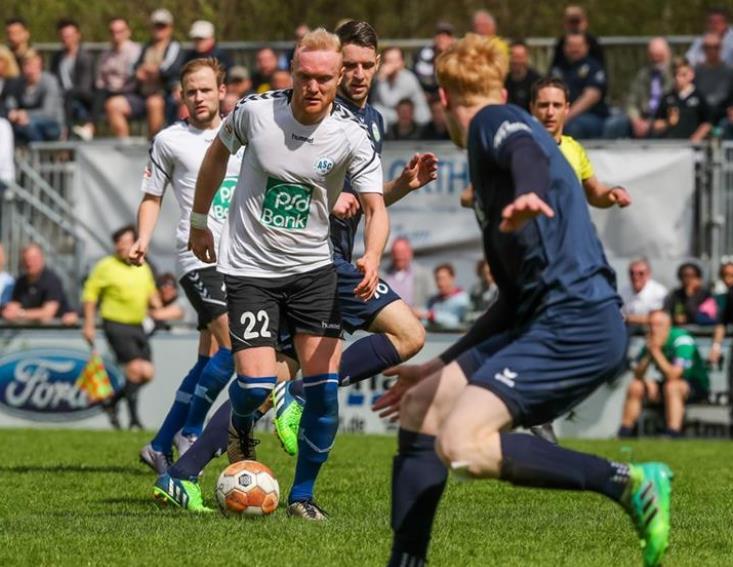 Hochverdienter 1:0-Sieg in Herne!