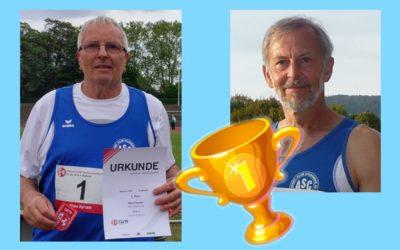 Zwei Westfalenmeister-Titel für unsere Leichtathleten