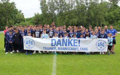 Saisonfazit  – Juniorenfußball des ASC 09 Dortmund
