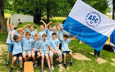 E2-Junioren – sportlicher Saisonschluss am Möhnesee
