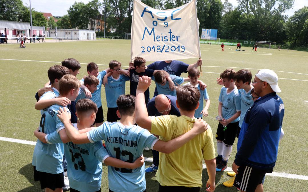 ASC 09 Dortmund 3 – BV Brambauer 2     13:1 (5:1)