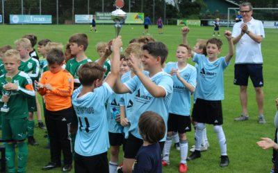 Euradent-Cup aus sportlicher Sicht – F1-und G1-Junioren siegen im Waldstadion