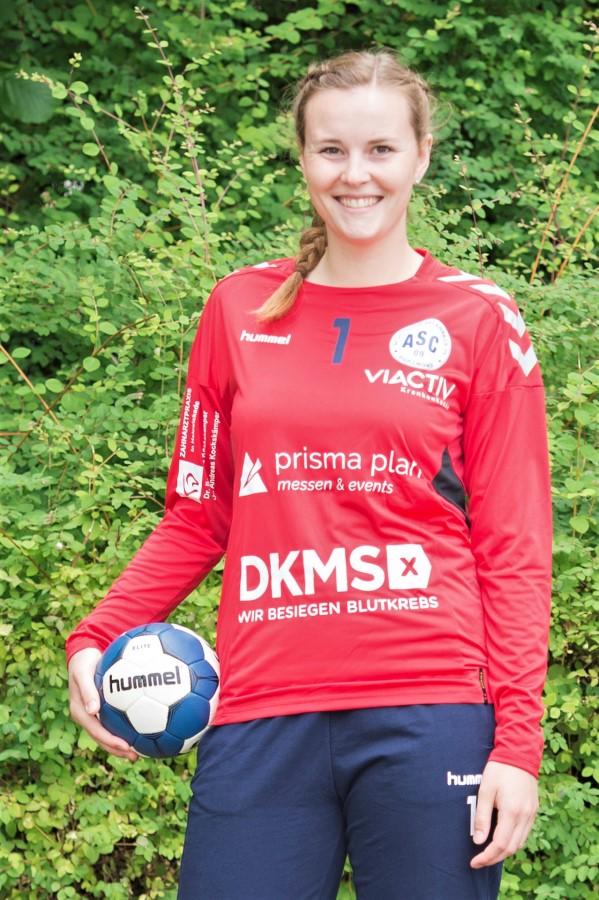 #1 Lisa-Marie Rombach
