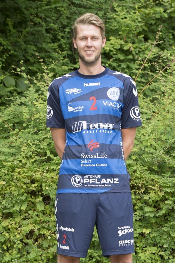 #2 Marco Schilling