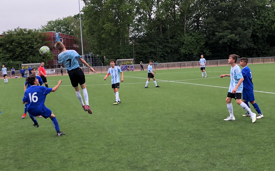 Härtetest bestanden – 2-2 gegen Borussia Dröschede