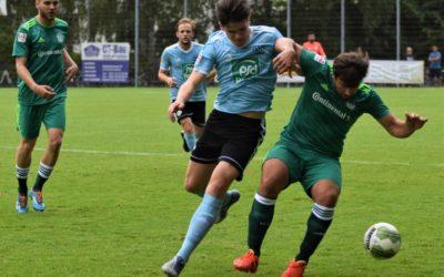 1:1-Unentschieden gegen den TuS Ennepetal