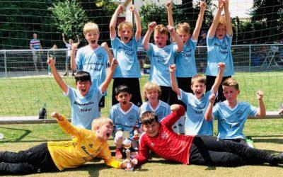 E1-Junioren – Zum Abschluß ein 3. Platz in Sölderholz
