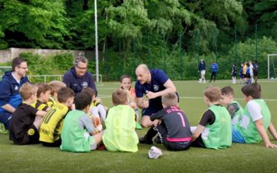 Wir sind das Ehrenamt im Sport in NRW – ASC 09 unterstützt Imagekampagne des Landessportbundes