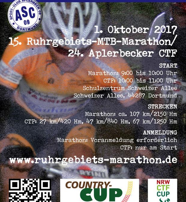 Absage des Ruhrgebiets-MTB-Marathon 2019
