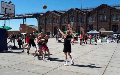 ASC 09 Basketball-Damen sind Dortmunds Streetball-City-Champions