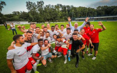 Hecker-Cup 2019: Kirchhörde feiert 4:1-Finalsieg gegen Bövinghausen