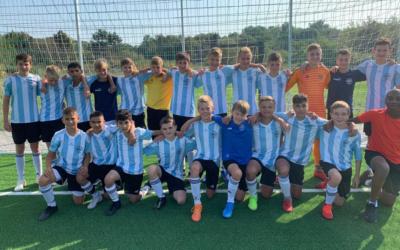 Trainingslager in Duisburg – C1-Junioren machen sich fit für die Landesliga