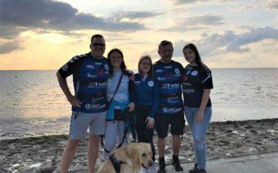 ASC 09-Urlaubsfotoaktion: Familie Becker grüßt von der Nordsee