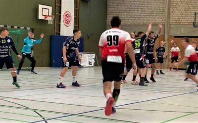 Turniersieg und Vorrunden-Aus beim Kronen-Cup