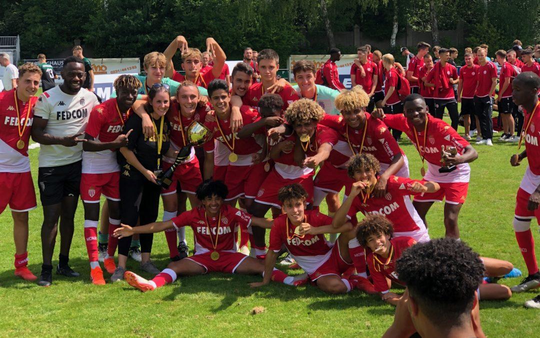 Internationales Flair im Waldstadion – AS Monaco gewinnt den EMKA-Ruhr-Cup