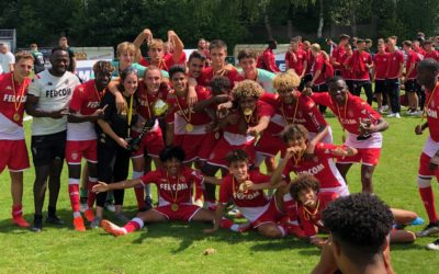 Internationales Flair im Waldstadion – AS Monaco gewinnt den EMKA-Ruhr-Cup