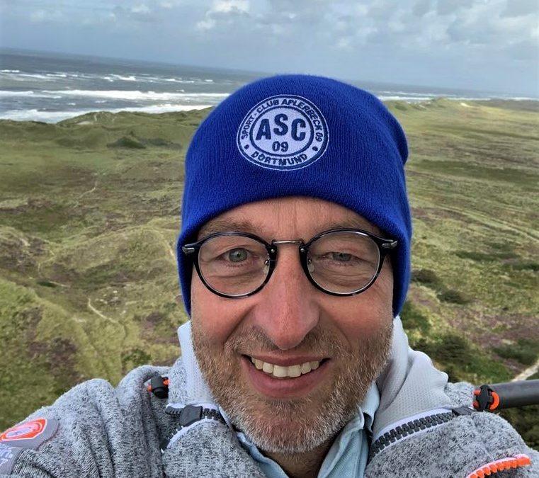ASC 09-Urlaubsfotoaktion: Unser Boss grüßt aus Westjütland