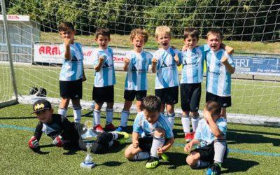 """F2-Junioren holen den """"Junior-Cup 2019"""""""