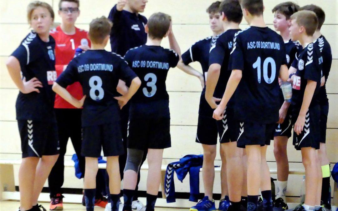 Kreisliga InDo, 2. Spieltag: ASC 09 – TV Wanne 22:17 (8:8)