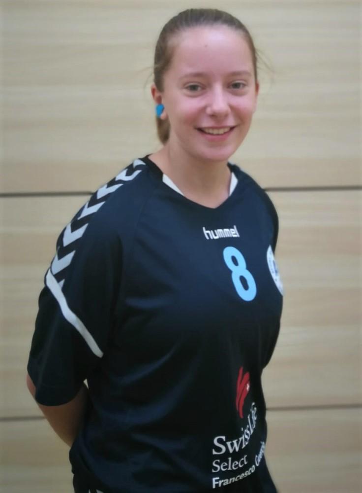 #8 Finja Schnepper