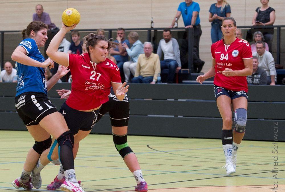 Oberliga, 1. Spieltag: SG ETSV Ruhrtal Witten – ASC 09 21:32