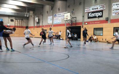 Kreisliga InDo, 3. Spieltag: DJK Oespel-Kley – ASC 09 11:27 (5:14)