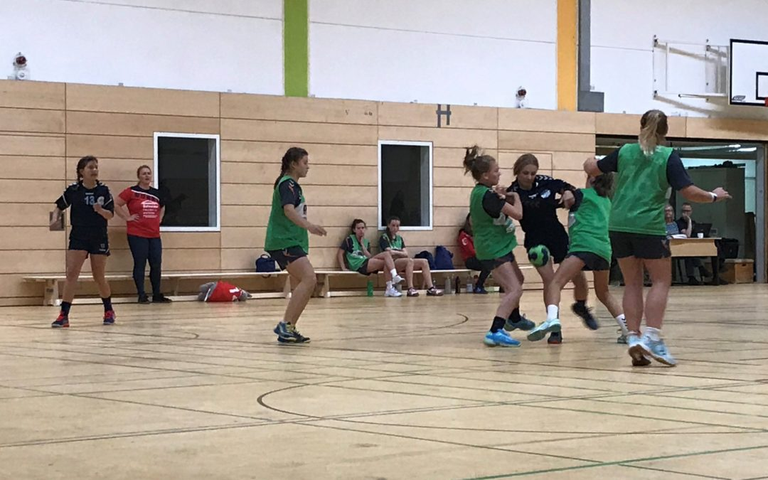 Kreisliga InDo, 4. Spieltag: ASC 09 – TG Rote Erde Schwelm 35:17 (16:9)