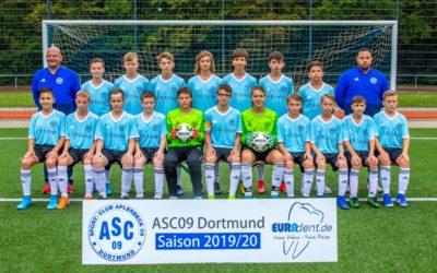C2-Junioren starten mit Auswärtssieg in die Saison 2019/2020