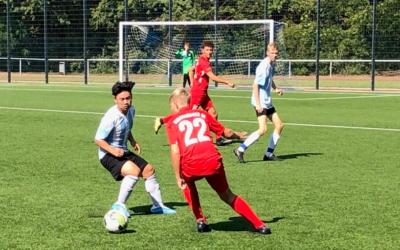 Späte Niederlage gegen den Kirchhörder SC…dann Reaktion beim Spiel in Hörde