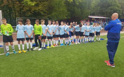 C2-Junioren mit Punkteteilung gegen SV Preußen 07 Lünen