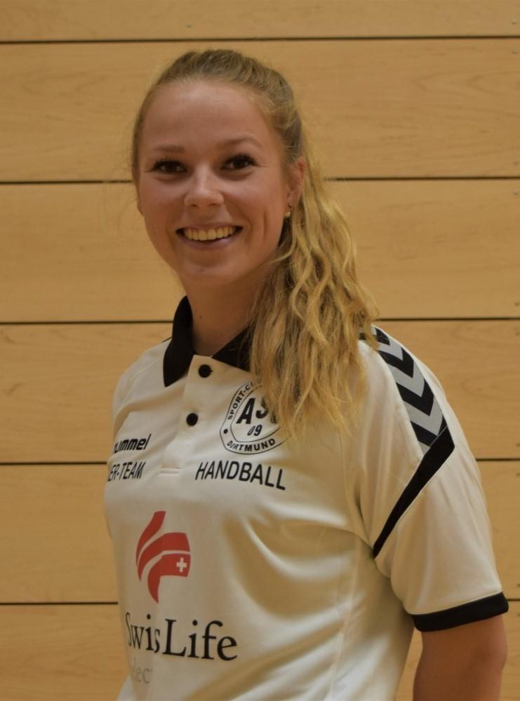 Trainerin Sophie Rockenfelder