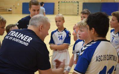 Kreisliga InDo, 4. Spieltag: ASC 09 – DJK Ewaldi Aplerbeck 11:34 (5:20)