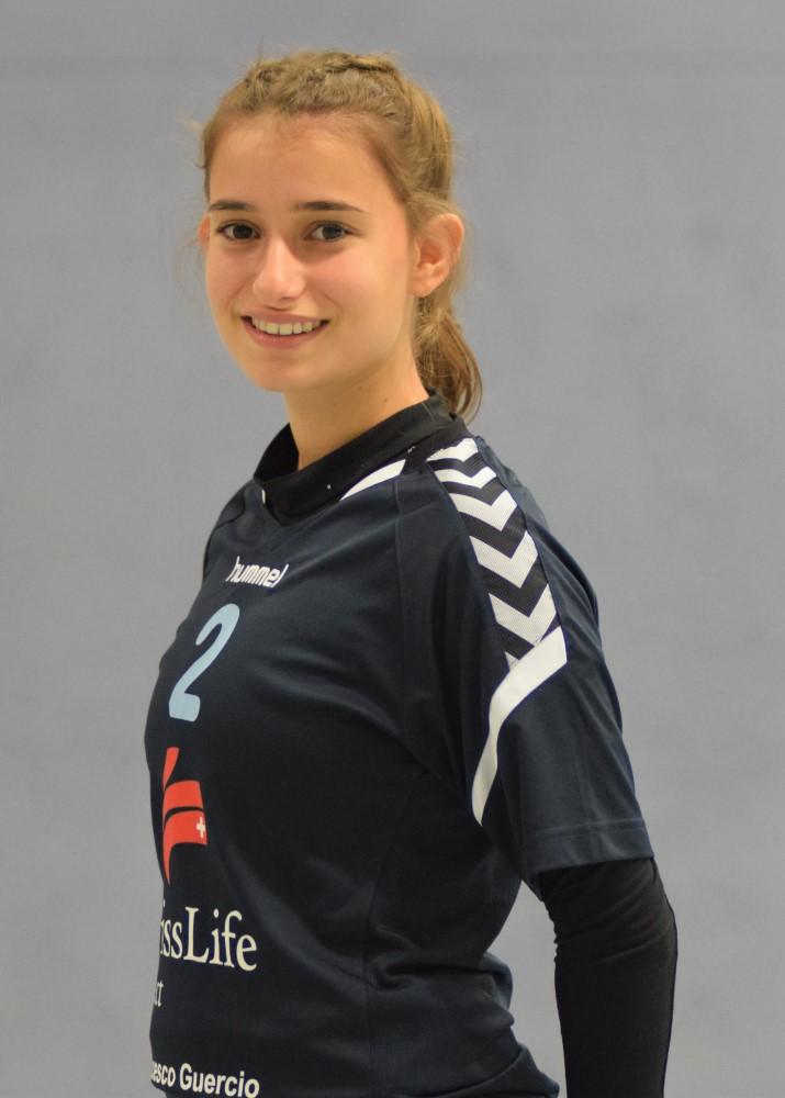 #2 Nina Michels