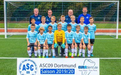 Glänzende Verfassung – E1-Junioren starten mit zwei Siegen in die neue Spielzeit