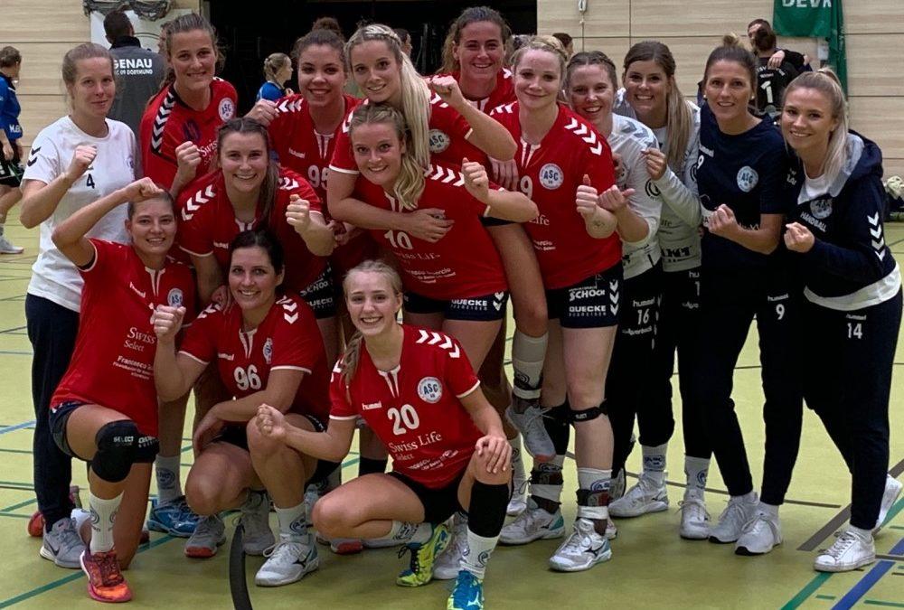 Handball-Saisonstart: Klare Siege für Damen 1 und Herren 1